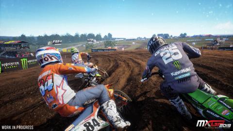 MXGP 2019 : Milestone relancera la compétition de motocross en août
