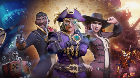 Xbox Game Pass : Sea of Thieves se met à jour, la promo 3 mois pour 1€ continue