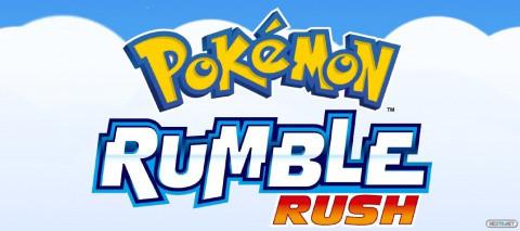 Pokémon Rumble Rush sur iOS
