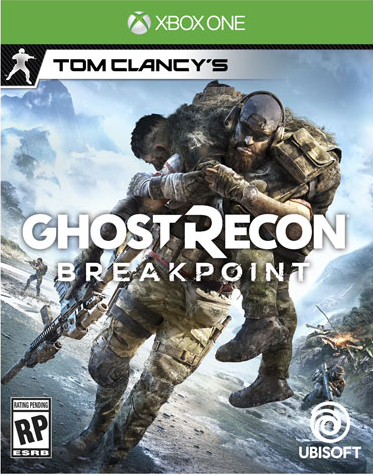 Ghost Recon Breakpoint sur ONE
