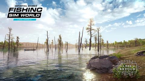 Fishing Sim World : Lake Arnold