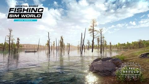 Fishing Sim World : Lake Arnold sur PS4