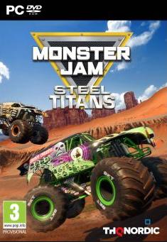 Monster Jam Steel Titans sur PC