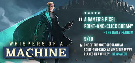 Whispers of a Machine sur Android