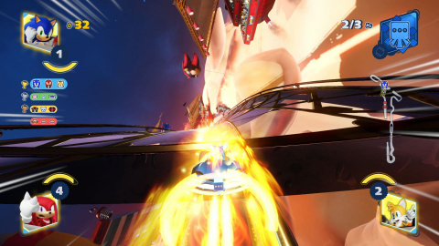 Team Sonic Racing : de la coopération, du fun, mais des circuits pas toujours très inspirés