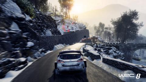 WRC 8 : retour en forme pour les Lyonnais de Kylotonn
