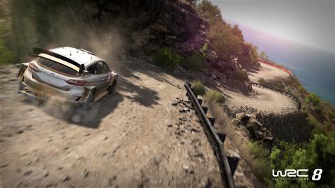 WRC 8 : Les configurations PC sont arrivées