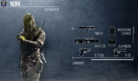 Rainbow Six Siege : les agents de l'Opération Phantom Sight se montrent