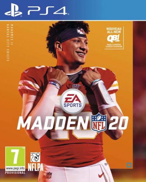 Madden NFL 20 sur PS4