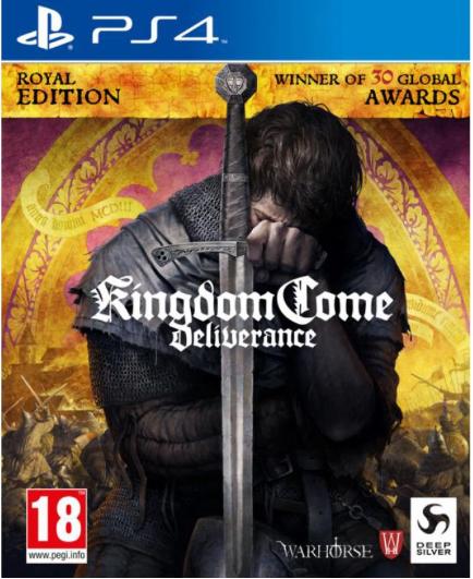 Kingdom Come : Deliverance - Édition Royale sur PS4