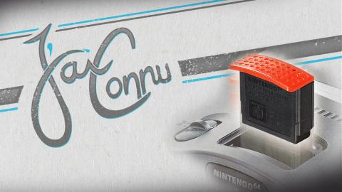 J'ai Connu... l'Expansion Pak de la Nintendo 64