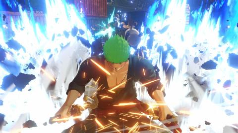 One Piece : World Seeker - Des images pour le DLC avec Zoro