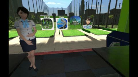 Everybody's Golf VR : Le jeu de golf pour tous qui ne dépasse pas les limites