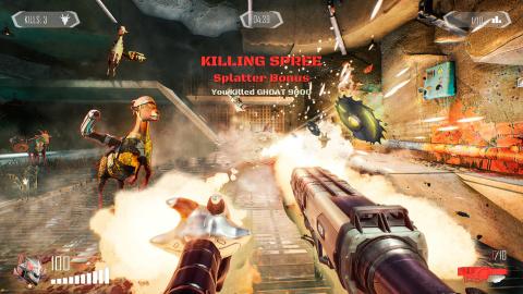 Goat of Duty est offert jusqu'au 31 mars