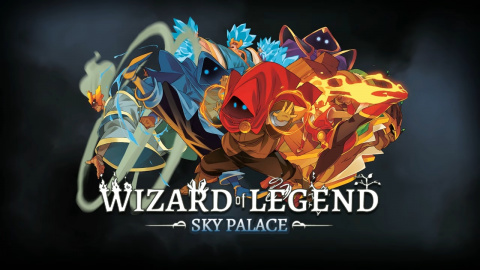 Wizard of Legend : Sky Palace sur Switch