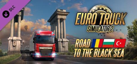 Euro Truck Simulator 2 : Road to the Black Sea sur PC