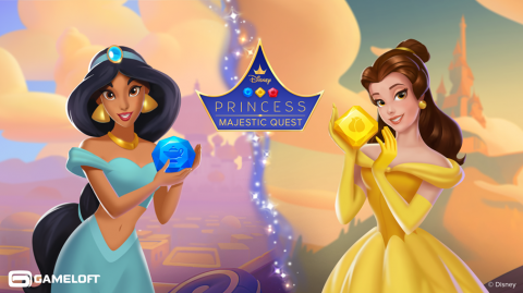 Disney Princess : Puzzle Royal