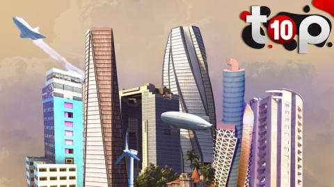Top 10 des meilleurs City Builder