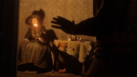 Red Dead Redemption II : Black Belle et Sadie Adler font parler la poudre