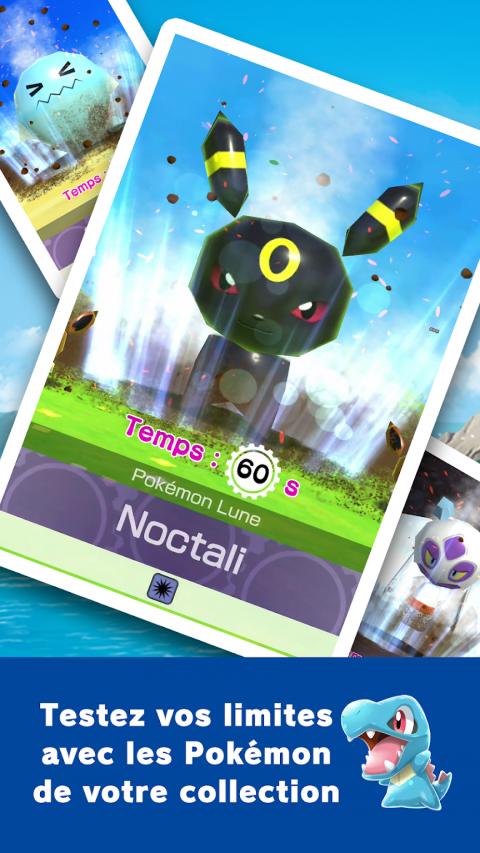 Pokémon Rumble Rush : le free to play se lance sur Android