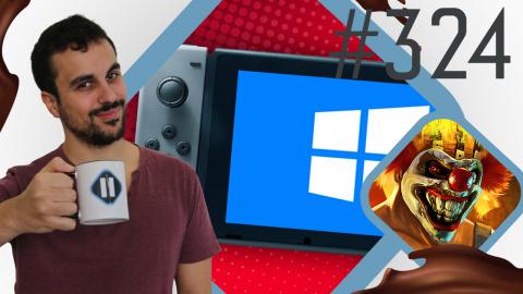 Pause Cafay #324 : Et si Nintendo s'associait à Microsoft pour le Cloud ?