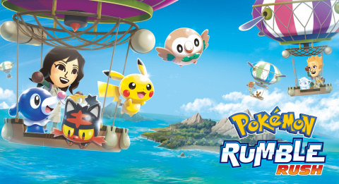 Guide complet de Pokémon Rumble Rush