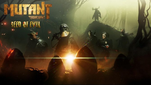 Mutant Year Zero : Seed of Evil