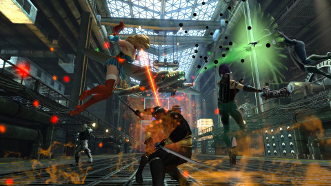 DC Universe Online : le MMO super-héroïque arrive sur Switch
