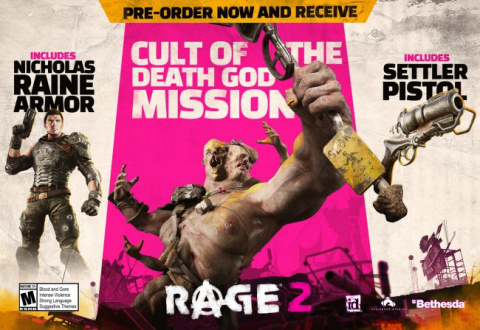 Les easter eggs de Rage 2