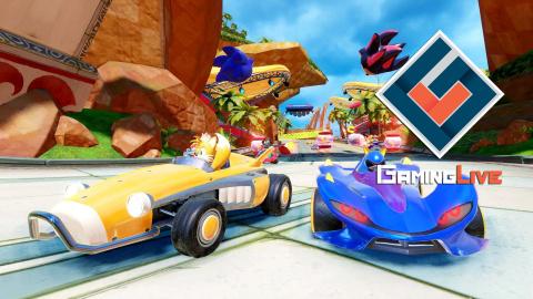 Team Sonic Racing : des circuits trop inégaux