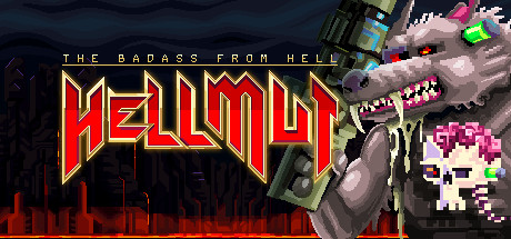 Hellmut :The Badass from Hell sur Switch