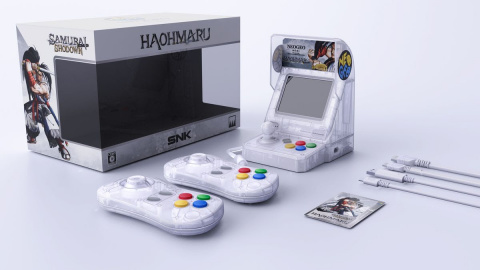 Neo Geo Mini : une version Kuroko s'ajoute aux éditions limitées Samurai Shodown