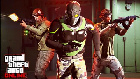 GTA Online : de nouvelles épreuves et un gros cadeau pour les PDG