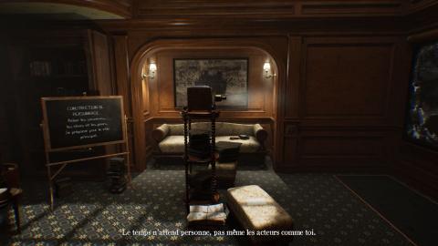 Layers of Fear 2 : Le jeu d'horreur daté sur Nintendo Switch