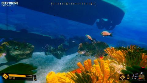 Deep Diving Simulator bientôt accessible en VR