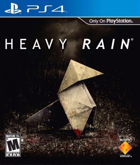 Heavy Rain sur PS4