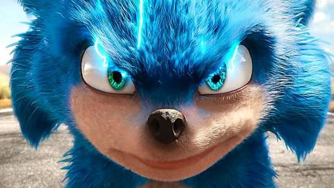Le film Sonic prend du retard