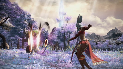 Final Fantasy XIV : Shadowbringers – An epic shiny for the