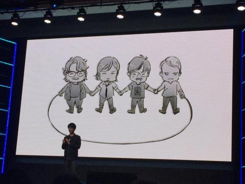 [MàJ] Death Stranding : Hideo Kojima diffuse un nouveau teaser