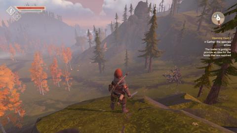 Pine : Le jeu de survie en monde ouvert daté sur Switch
