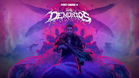 Just Cause 4 : Los Demonios sur PS4
