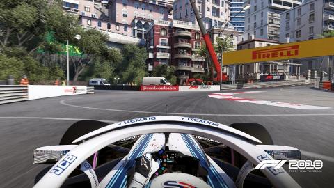 F1 2019 : le circuit de Monaco comparé avec celui de la version 2018