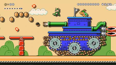 Super Mario Maker 2 : Bien au-dessus de son prédécesseur ?