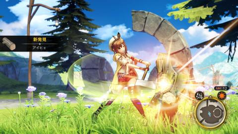 Atelier Ryza : le nouveau JRPG de Gust se dévoile sur PC, Switch et PS4