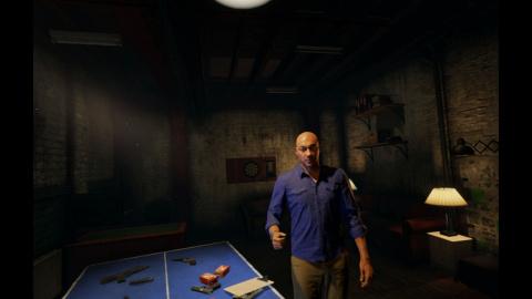 Blood & Truth : Un jeu VR au sommet des ventes britanniques