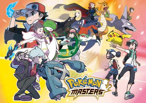 Pokémon Masters sur Android