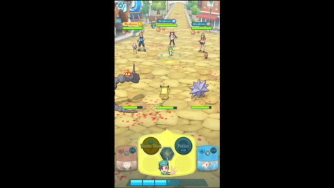 Pokémon Masters : une vidéo de huit minutes sera diffusée jeudi prochain