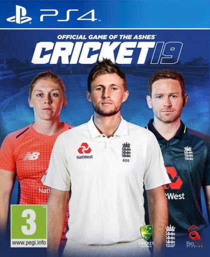 Ashes Cricket 19 sur PS4