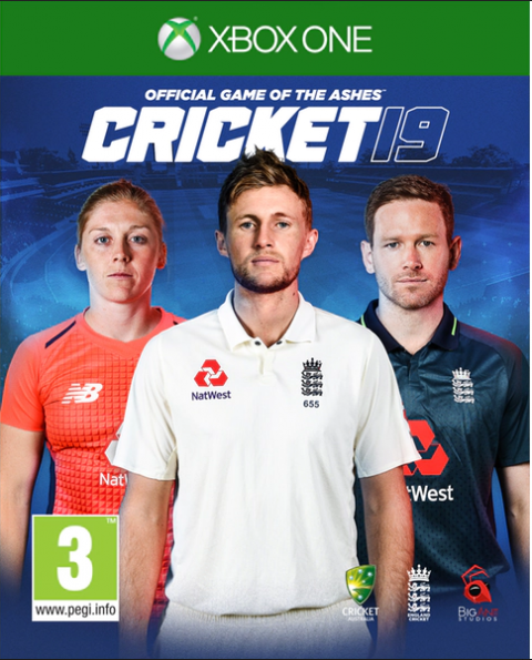 Ashes Cricket 19 sur ONE
