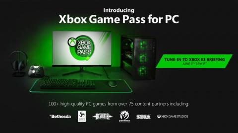 Xbox Game Pass : le service de Microsoft va s'étendre sur PC